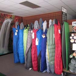 Tempe locally owned camping supply retailer
